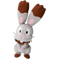 Pokemon Bunnerby Small Plush 6""