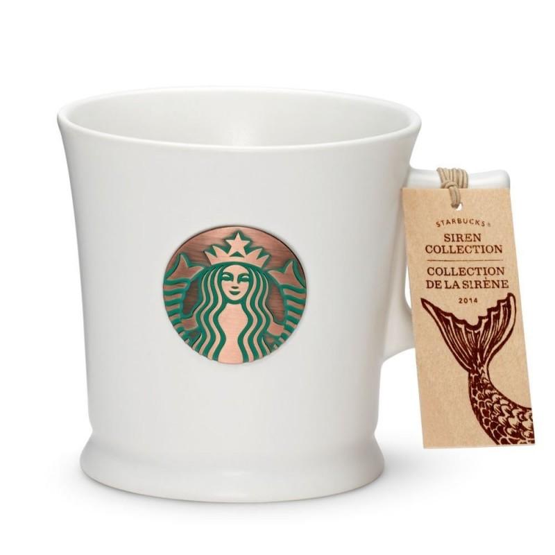 Starbucks 2014 Anniversary Heritage Coffee Mug