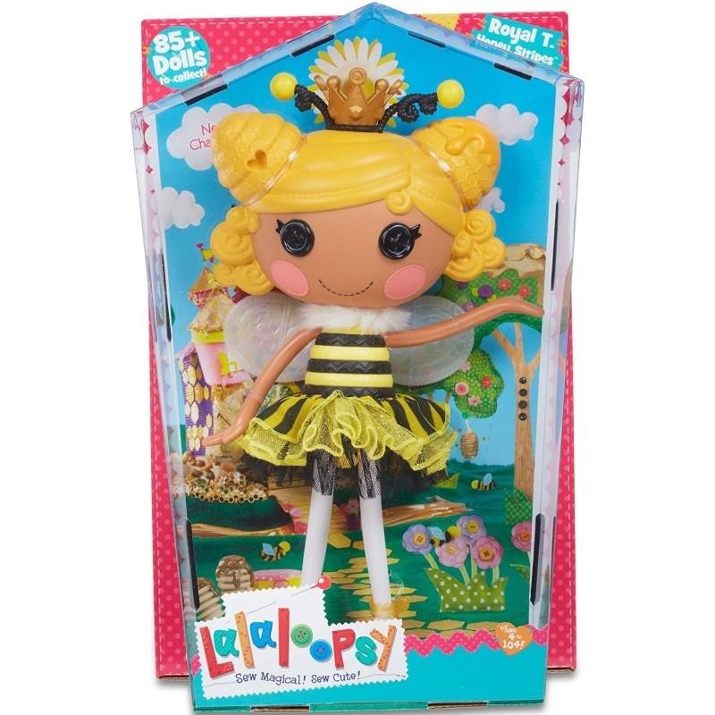 Lalaloopsy Royal T Honey Stripes Large Doll