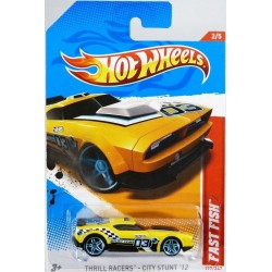 Hot Wheels Thrill Racers City Stunt '12 Fast Fish - 197/247