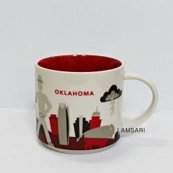 Starbucks 2016 Oklahoma...
