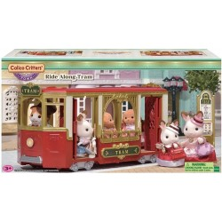 Calico Critters Town Ride...