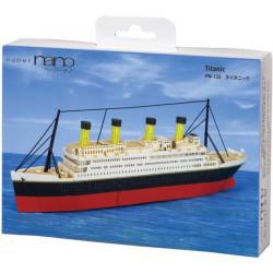 Paper Nano Titanic Building...