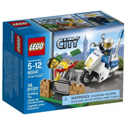 Lego City Police Crook...