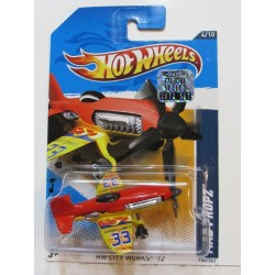 Hot Wheels HW City Works '12 Mad Propz - 134/247