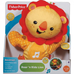 Fisher-Price Roar n Ride...