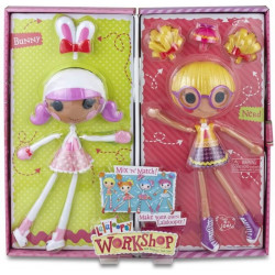 Lalaloopsy Workshop Mix n...