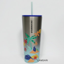 Starbucks Tropical Palm...
