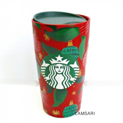 Starbucks Holiday 2019 Red...