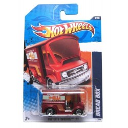 Hot Wheels HW City Works '11 Bread Box - 171/244