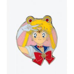 Sailor Moon Glitter Enamel Pin