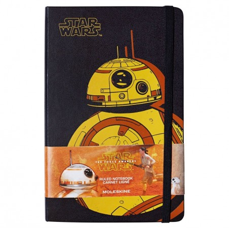 Moleskine Star Wars BB8 Notebook - Limited Edition - Hardcover