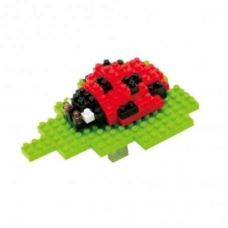 Nanoblock Ladybug