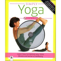 Simply Yoga Book & DVD 2013