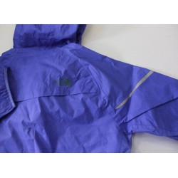 The North Face Women's Ultra Light Weatherproof Running Jacket - Purple