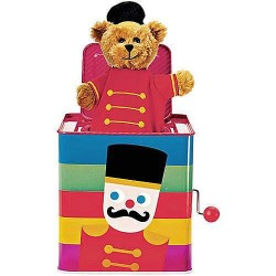 FAO Schwarz Bear in the Box