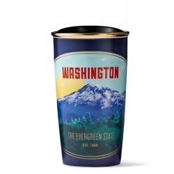 Starbucks Mug Washington State Double Wall Traveler