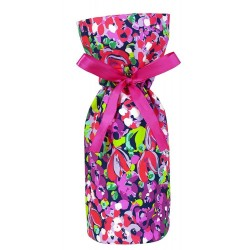 Lilly Pulitzer Wild Confetti Wine Tote, Multicolor