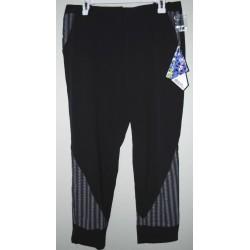Peter Pilotto Trouser Pants Black Check Print Straight