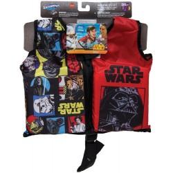 Swimwa Swim Vest Star Wars Characters Parade - Boys