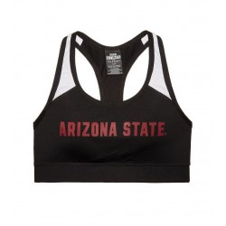 Victoria's Secret Pink Arizona State University Sports Bra - Ultimate Racerback - Collegiate Collection