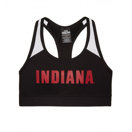 Victoria's Secret Pink Indiana University Sports Bra - Ultimate Racerback - Collegiate Collection