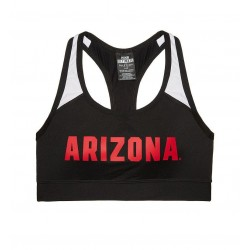 Victoria's Secret Pink University of Arizona Sports Bra - Ultimate Racerback - Collegiate Collection - Size S