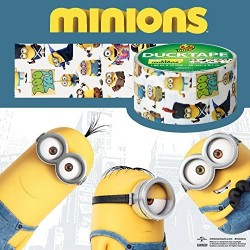 Duck Brand 284081 Licensed Duct Tape, Minions