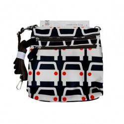 Orla Kiely Crossbody Bag Large Cars