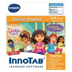 VTech InnoTab Software, Dora and Friends