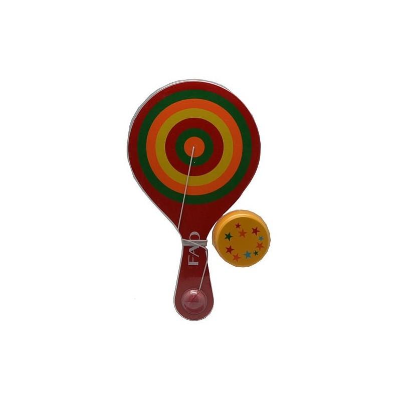 FAO Schwarz Paddle Ball & Yo-Yo Set