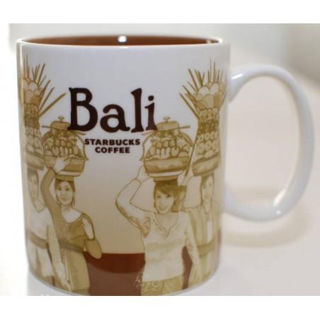 Starbucks Bali Indonesia Mug Global Series 16 Oz.