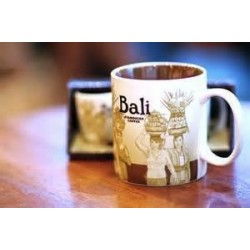 Starbucks Bali Indonesia Mug Global Series 16 Oz.