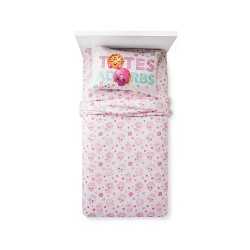 Shopkins Bed Sheets - Adorbs