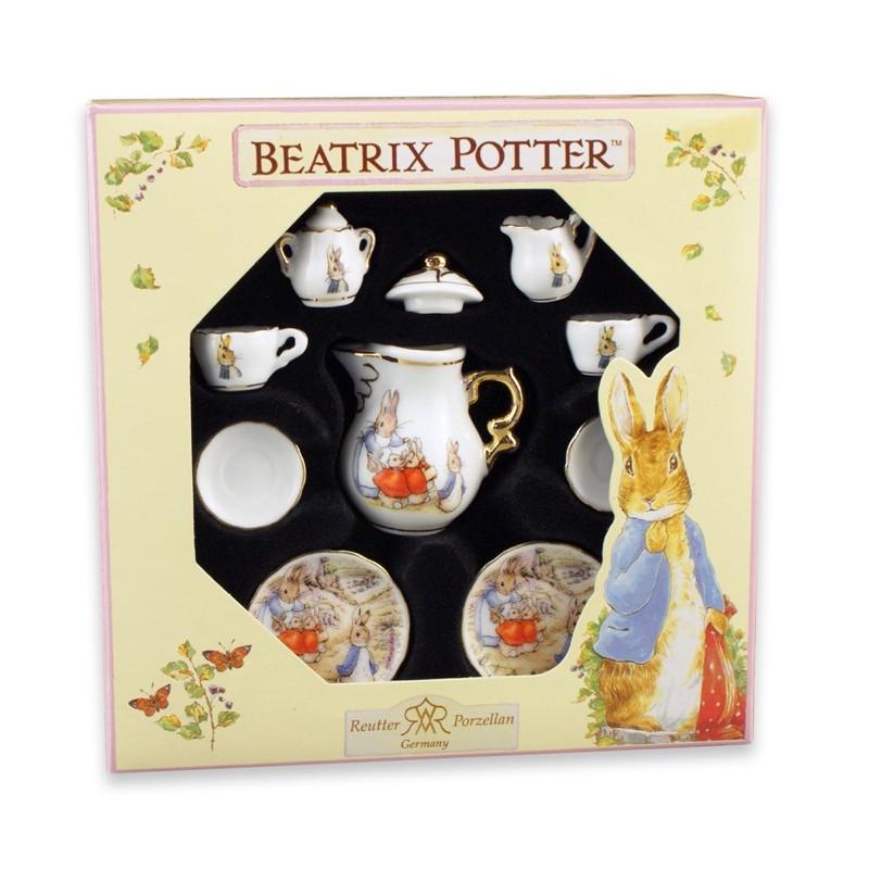 Beatrix Potter Mini Tea Set