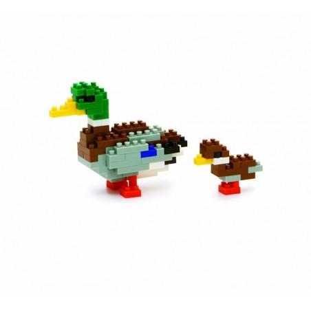 Nanoblock Mallard Duck