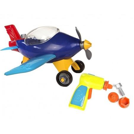 B. Build-A-Ma-Jigs Aeroplane