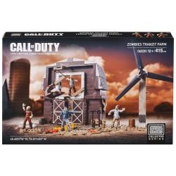 Mega Bloks Call of Duty Zombies Tranzit Farm