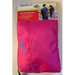 Speedo Packable Mesh Bag - Pink