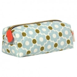 Orla Kiely Wild Meadow Cosmetic Accessory Pencil Case Pouch