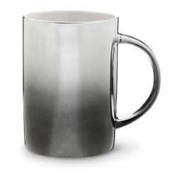 Starbucks Hi-shine Gradient Mug - Grey, 10 Fl Oz