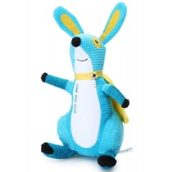 Friendship League Rabbit Bunny Blue Plush