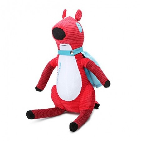 Friendship League Moose Red Plush