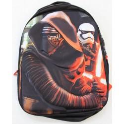 Disney Star Wars Kylo Ren Backpack - Black & Red