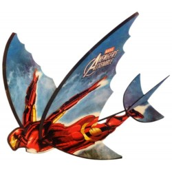 X-Kites 16-Inch Kite Flexwing Marvel Avengers Ironman Glider