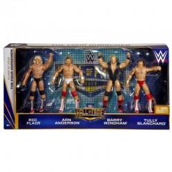WWE Hall of Fame Four Horsemen Figures 4-Pack