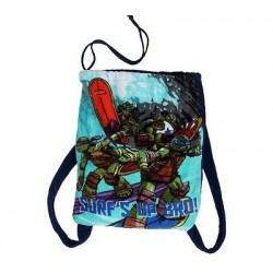Teenage Mutant Ninja Turtles TMNT Cotton Backpack