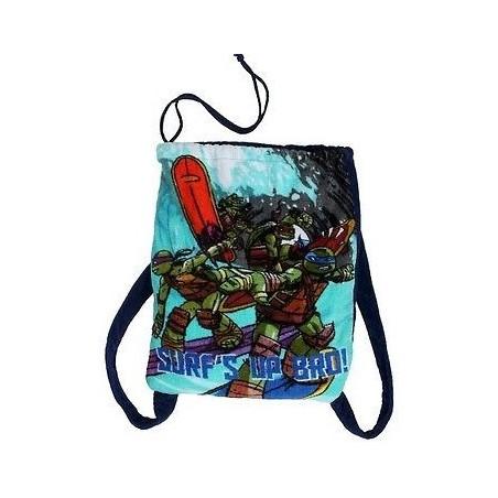 Teenage Mutant Ninja Turtles TMNT Cotton Backpack