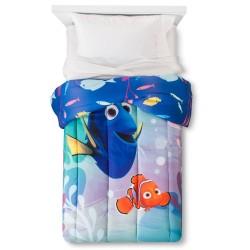 Disney Finding Dory Twin Comforter - Blue