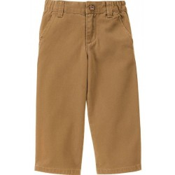 Gymboree Toddler Boys' Brown Chino Pants - Size 12-18M